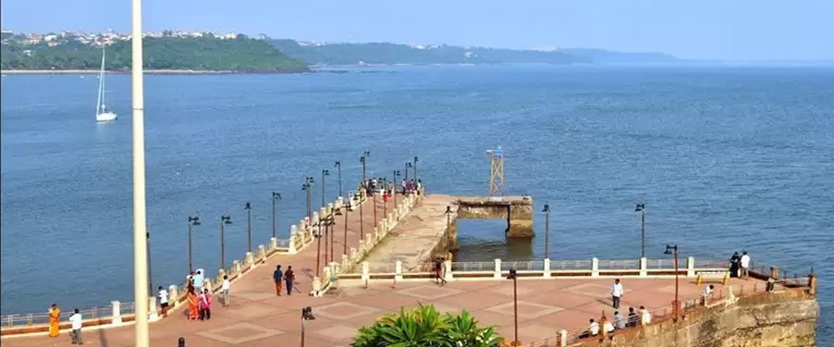 Get Married at Lovers' Paradise -Dona Paula Beach
